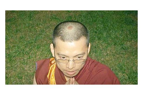 佛教拙火功 王者加持除障留印記